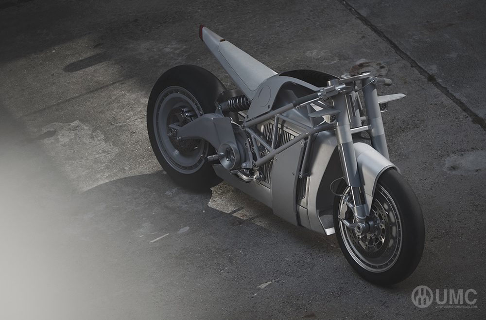 Meet The Radical UMC-063 XP ZERO Electric Motorcycle