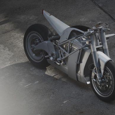 Meet The Radical UMC-063 XP ZERO Electric Motorcycle