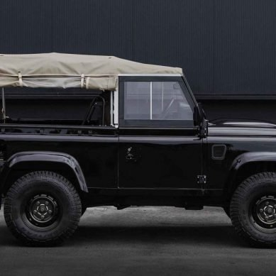 The Cool Updated 2007 LAND ROVER DEFENDER 90 TD4